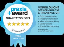 Zahnarzt Charlottenburg Focus Auszeichnung